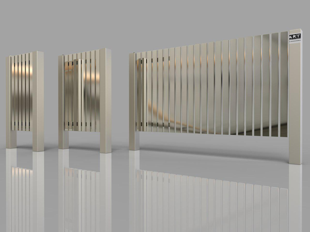 رادیاتور استیل مدل ART 1060