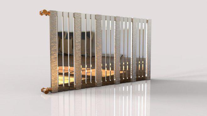 رادیاتور استیل مدل ART 1065