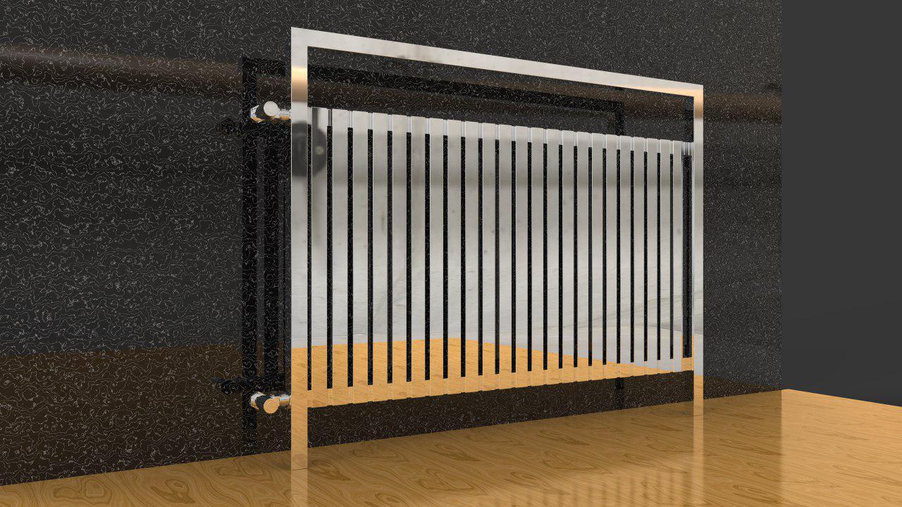 رادیاتور استیل مدل ART 1069